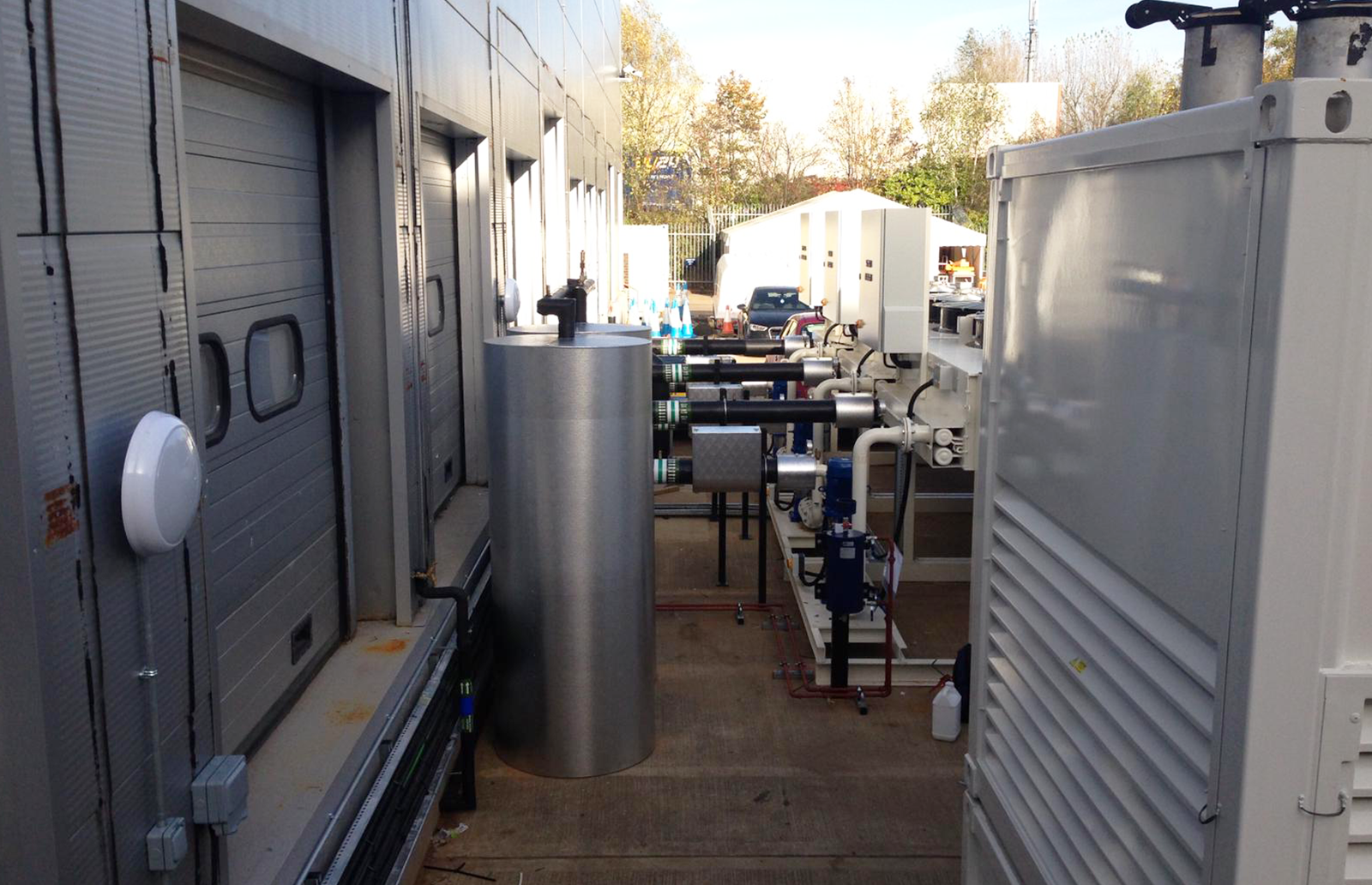 MC Thermal Insulations Services Refrigeration and Chilled
